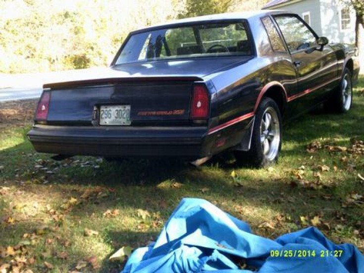 1985 Chevrolet Monte Carlo SS for sale near , - Classics on Autotrader
