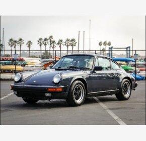 1987 Porsche 911 Carrera Coupe for sale 101031797