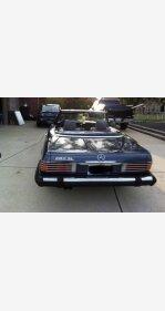 1984 Mercedes-Benz 380SL for sale 101031815