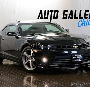2015 Chevrolet Camaro SS Coupe for sale 101031828