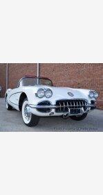 1960 Chevrolet Corvette for sale 101031887
