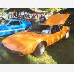 1973 De Tomaso Pantera for sale 101031963