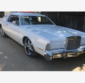 1975 Lincoln Mark IV for sale 101032353