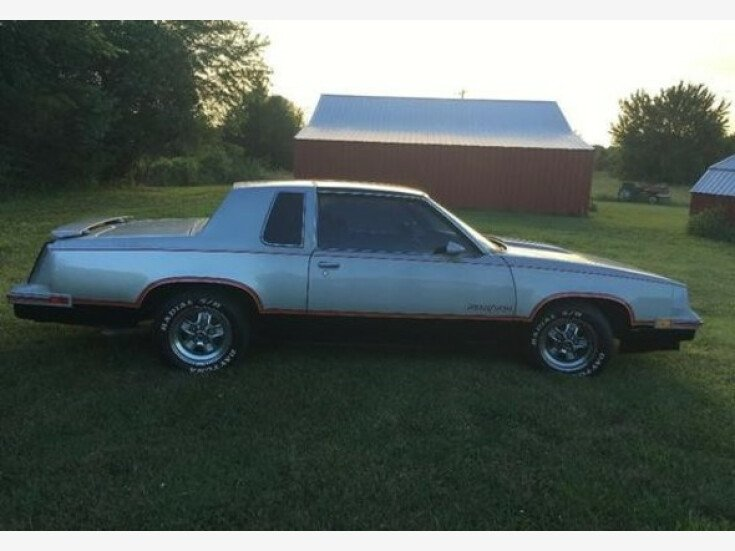 1984 Oldsmobile Cutlass Supreme Hurst/Olds Coupe for sale near
