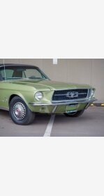 1967 Ford Mustang for sale 101032788