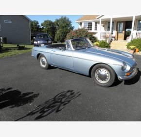 1968 MG MGB for sale 101032874