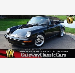 1987 Porsche 911 Carrera Cabriolet for sale 101032933