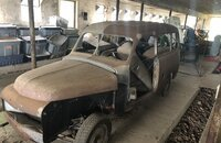 1956 Volvo PV445 for sale 101033236