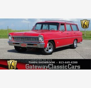 1966 Chevrolet Nova for sale 101033338