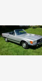 1972 Mercedes-Benz 350SL for sale 101033625