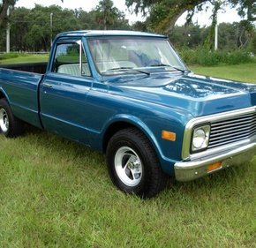 1971 Chevrolet C/K Truck for sale 101033862