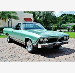 1968 Chevrolet El Camino for sale 101033897