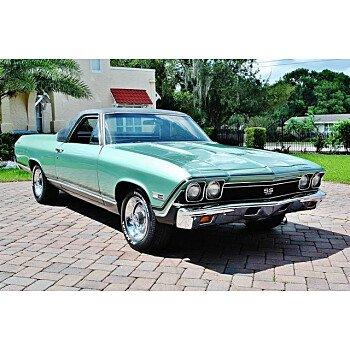 1968 Chevrolet El Camino for sale 101033897