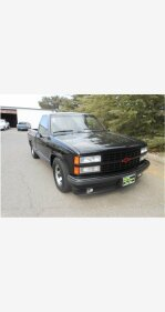 1990 Chevrolet Silverado 1500 2WD Regular Cab 454 SS for sale 101034053
