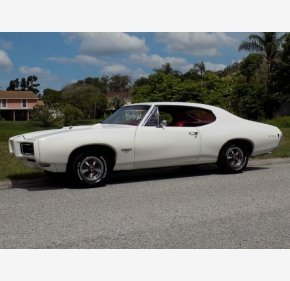1968 Pontiac GTO for sale 101034773