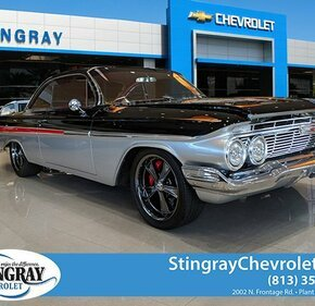 1961 Chevrolet Impala for sale 101034962