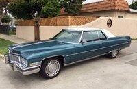 1973 Cadillac De Ville Coupe for sale 101035357