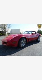 1982 Chevrolet Corvette Coupe for sale 101035730