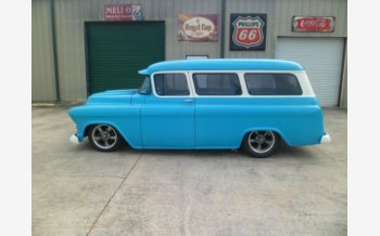 1957 Chevrolet Suburban for sale 101035788