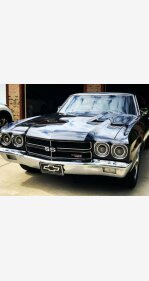 1970 Chevrolet Chevelle SS for sale 101035849
