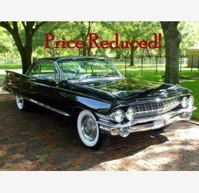 1961 Cadillac De Ville for sale 101036237