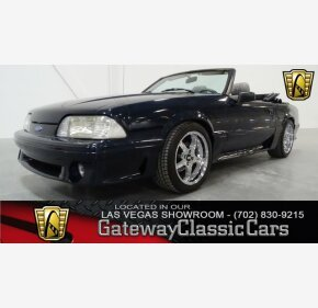 1988 Ford Mustang GT Convertible for sale 101036283