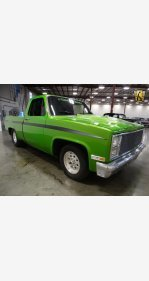 1987 Chevrolet C/K Truck 2WD Regular Cab 1500 for sale 101036299
