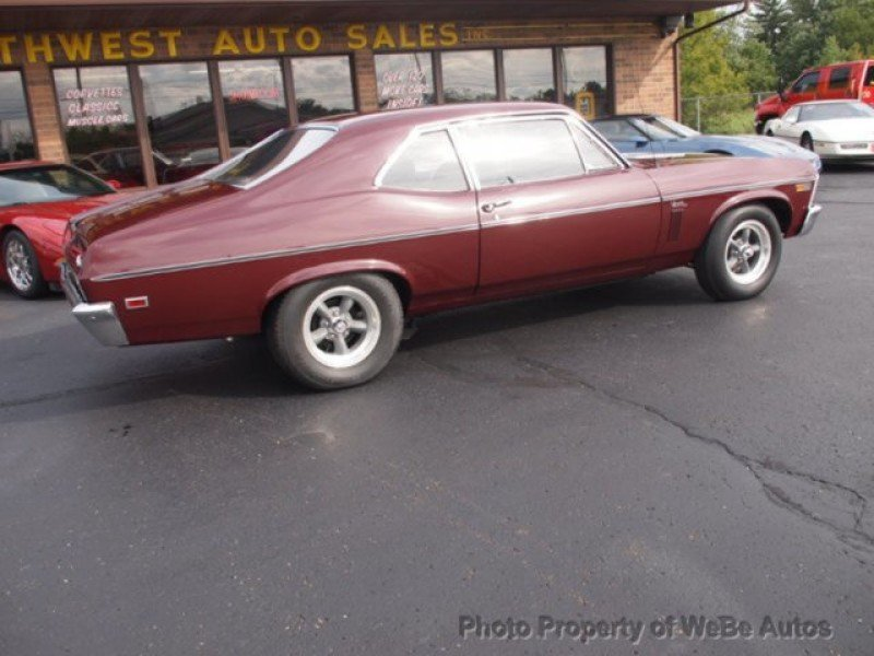 Chevrolet Nova Classics for Sale - Classics on Autotrader