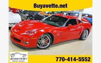 2008 Chevrolet Corvette Z06 Coupe for sale 101036770