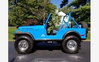1977 Jeep CJ-5 for sale 101036801