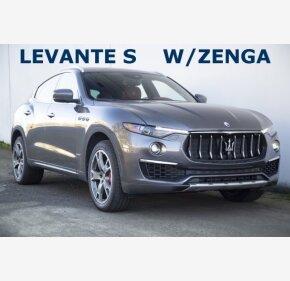 2019 Maserati Levante for sale 101037433