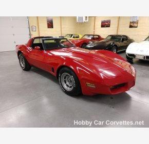 1981 Chevrolet Corvette Coupe for sale 101037558