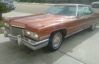 1973 Cadillac De Ville Sedan for sale 101038157