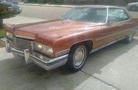 1973 Cadillac De Ville Sedan for sale 101038157