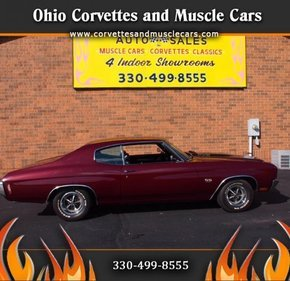 1970 Chevrolet Chevelle SS for sale 101038215