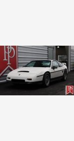 1986 Pontiac Fiero GT for sale 101038220