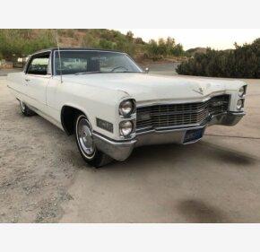 1966 Cadillac De Ville for sale 101039039