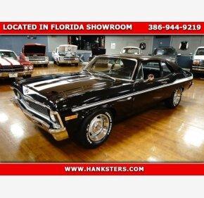 1972 Chevrolet Nova for sale 101039167