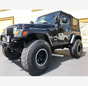 2006 Jeep Wrangler 4WD Rubicon for sale 101039541
