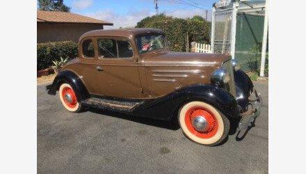 1934 Chevrolet Other Chevrolet Models for sale 101039744