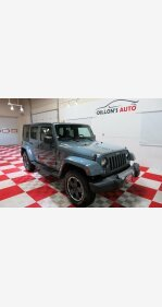 2014 Jeep Wrangler 4WD Unlimited Sahara for sale 101039846