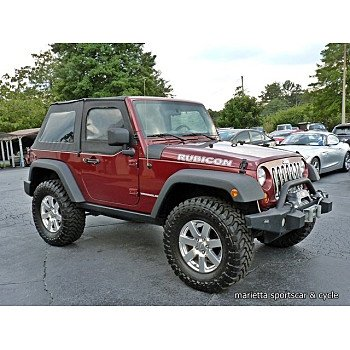 2008 Jeep Wrangler 4WD Rubicon for sale 101040124