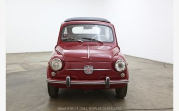1969 FIAT 600 for sale 101040230
