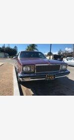 1978 Chevrolet El Camino for sale 101040689