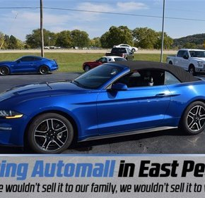 2018 Ford Mustang for sale 101040719