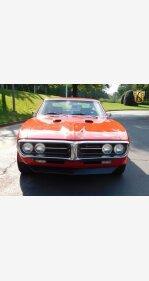 1967 Pontiac Firebird for sale 101041149