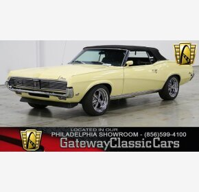 1969 Mercury Cougar for sale 101041152