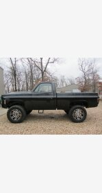 1977 Chevrolet C/K Truck 4x4 Regular Cab 1500 for sale 101041196
