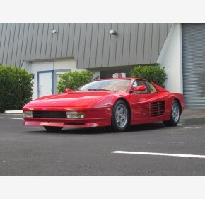1986 Ferrari Testarossa for sale 101041242