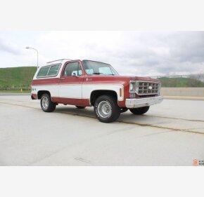 1977 Chevrolet Blazer for sale 101041675